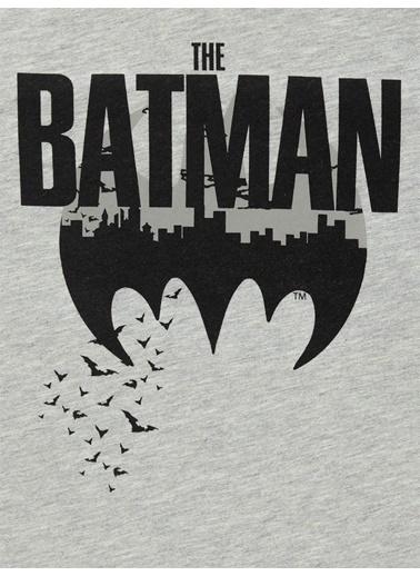 Batman Sweatshirt Gri